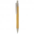 Bamboo and wheat fiber pen