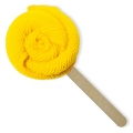 YELLOW LOLLIPOPS TOWEL