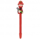 HANDMADE FIREFIGHTER PEN