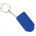 RECTANGULAR CADDIE KEY-RING