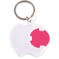 APPLE CADDIE KEY-RING