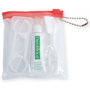 TRAVEL DENTAL HYGIENE SET
