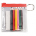 COLOURING SET IN PVC BAG