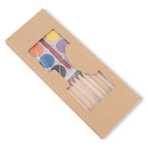 10 COLOURING PENCILS SETERCOLOR