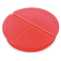 RED ROUND PILL