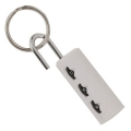 PAD LOCK KEY-RING