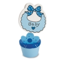 BIB CLIP PHOTO HOLDER POT