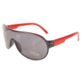BLACK CR SUN GLASSES
