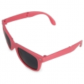WHITE CR SUN GLASSES