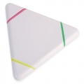 MARCADOR FLUOR. TRIANGULAR TRIPLE