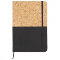 NOTEBOOK CORK + PU
