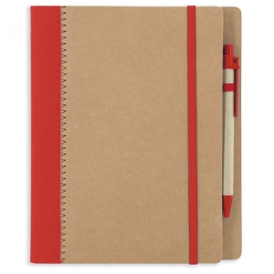 A5 RECYCLED PAPER NOTE BOOK