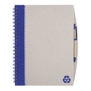 A4 RECYCLED PAPER NOTE BOOK