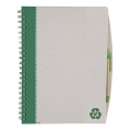 CUADERNO A4 CARTON RECICLADO VE