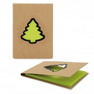 BOOKMARK CHRISTMAS TREE