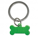 ALUMINIUM BONE KEY-RING