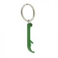 ALUMINIUM KEY-RING + OPENER