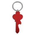 KEY-SHAPED KEYRING