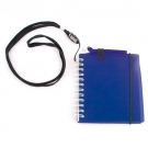 LANYARD NOTE-BOOK WITH PEN
