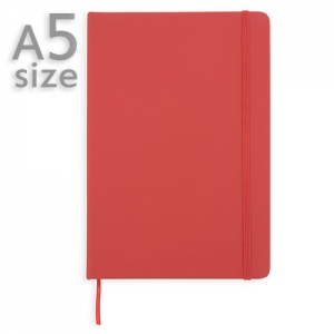 BLOC STYLUX A5 RED