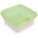 FOOD PLASTIC BOX SQUARE