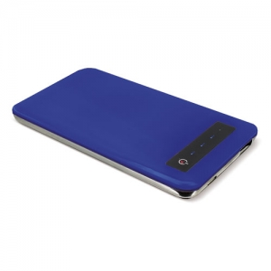 POWER BANK PLANA AZUL