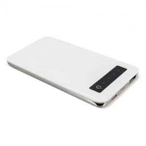 POWER BANK PLANA BLANCA