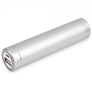 ROUNDED ALUMINIUM POWER BANK