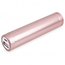 POWER BANK ALUMINIO REDONDO RS