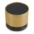ALTAVOZ RADIO ALUMINIO BLUETOOTH OR