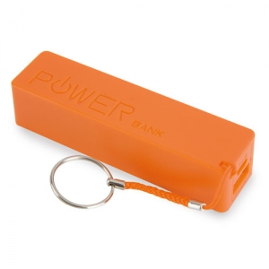 POWER BANK NARANJA