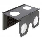VISOR VR 3D NEGRO