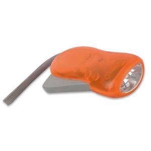 3 LEDS TRANSLUCID DYNAMO TORCH