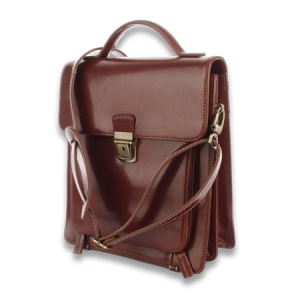 REPORTER LEATHER BAG