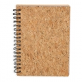 NATURE CORK RINGS NOTEBOOK