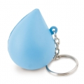 ANTI-STRESS DROP KEY-RING