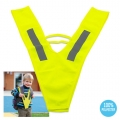 GILET REFLECTIVE VEST V-SHAPED