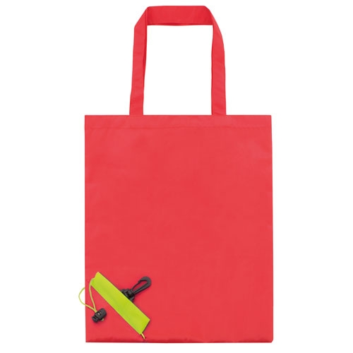 STRAWBERRY FOLDING SHOPPING BAG