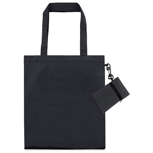 FOLDING BAG WITH ZIPPED CASE
