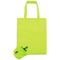 APPLE FOLDING SHOPPING BAG
