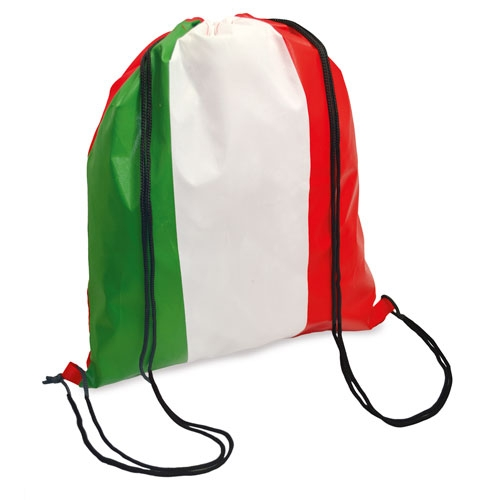 210T ITALY BACKPACK BAG