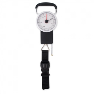 LUGGAGE SCALE WITH FLEXOMETER 1M