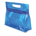 TRANSPARENT TOILET BAG
