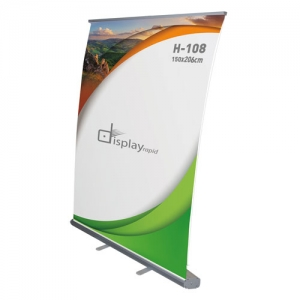 ROLL UP RETRACTABLE BANNER STAND