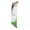ROLL UP 85x200 CM ALUMINIO-PVC
