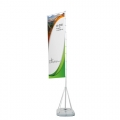 OUTDOOR PROMOTIONAL FLAG 5M