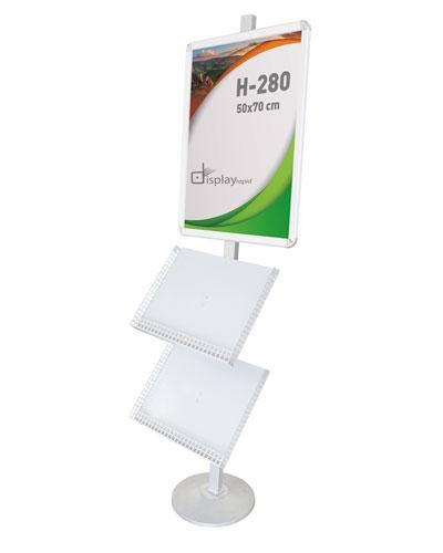 SIMPLE MENU BOARD 500X700 MM
