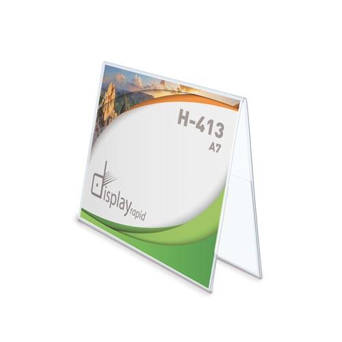 HORIZONTAL GRAPHIC HOLDER A7