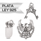 SILVER PIN 925MM (ON FERM ORDER)