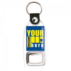 ABS BOTTLE OPENER KEY-RING